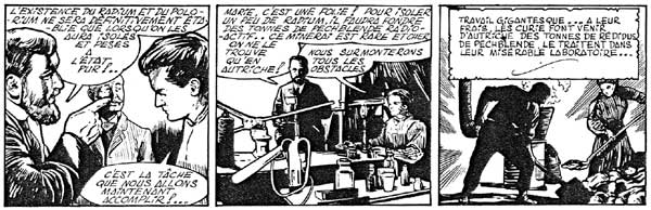 Charlier - - Madame Curie